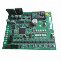 China FR4 94V0 RoHS HASL Communication PCB , Car GPS Quick Turn PCB Assembly on sale