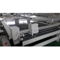 Wholesale Paper Box Cutter machine automatic drawing creasing cutting servo motor from china suppliers