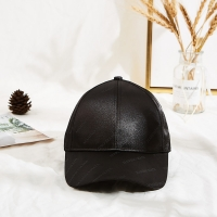 Wholesale Adult Adujustable Six Panel Baseball Cap Satin Curve Brim from china suppliers