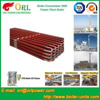 Wholesale 100 Ton Natural Gas Boiler Economiser In Thermal Power Plant Non Toxic from china suppliers