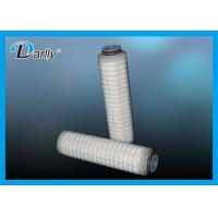 Best micron pp pleated filter cartridge stainless steel filter cartridge wholesale