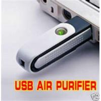 Wholesale ABS Compact easy carry elease nerve effectively remove dust Usb Ionic Air Purifier from china suppliers