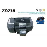 China Oil Pump Hollow Shaft Induction Motor Clockwise Rotation F Class Insulation Class for sale