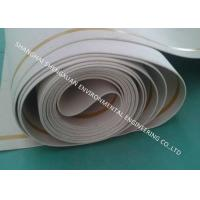 Wholesale 4 Ply Solid Weave Air Slide Cloth , 4-8 mm Thickness Belting Fabric For Cement Silo from china suppliers
