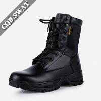 Wholesale Anti-crack Mens Work Boots, Wholesale Long Riding Boots, Shoelace Lacing  System Rubber Boot from china suppliers