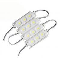 Wholesale 3pcs 5050 DC12V 0.72 w SMD LED Module Energy Saving 3 Years Warranty from china suppliers