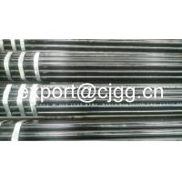 ST45 ST52 Thin Wall Cold Drawn Seamless Tube  Din2391 Plain ends