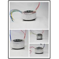 China 3 Phase Toroidal Isolation Transformer Power Supply Low Leakage Flux on sale