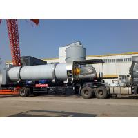 China Good Performance Mobile batching Plant 120TPH Asphalt Hot Mix Plant on sale