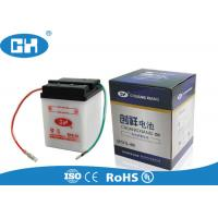 Buy cheap Lightweight 6v 4ah Rechargeable Battery , 6 Volt Sealed Lead Acid Battery from wholesalers