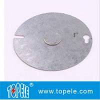 Wholesale Round Gang Electrical Boxes And Covers Weatherproof Flat Use To Attach Switches from china suppliers