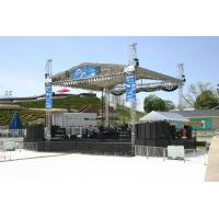 Aluminum Stage Truss Performance Equipment / Aluminum Square Truss