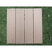 Wholesale Anti UV Artifical Turf Wood Plastic Composite Flooring for Garden and Park from china suppliers