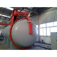 China Industrial Carbon Fiber Autoclave 1.95X4M For Aerospace 1 Year Warranty on sale