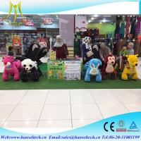 Wholesale Hansel cow electric riding animal and zippy pets rides in mall  for sale from china suppliers