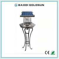 Wholesale Integrated Solar Mosquito Killing Lamp from china suppliers