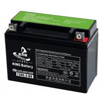 Wholesale KING-12N6.5B-BS(12V,6.5AH)Value Regulated Lead Acid Free Maintenance Storage Motorcycle Battery from china suppliers
