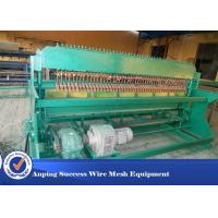 Wholesale Roadway Wire Mesh Manufacturing Machine Customized Size / Colors 6x3.2x1.8m from china suppliers