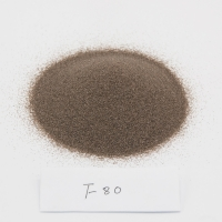 Wholesale Refractory Abrasive F80 Brown Fused Aluminum Oxide from china suppliers