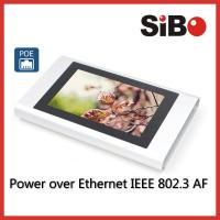 China SIBO On Wall Meeting Room Booking Screen 7 tablet pc With Aluminum case on sale