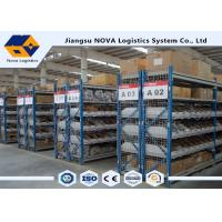 Wholesale Plywood Deck Longspan Shelving Max 500 Kg Per Level Galvanised Finish For Steel Panels from china suppliers