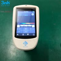 Wholesale 2°/10° 3NH TS7600 4mm Aperture D/8 Handheld Color Spectrophotometer from china suppliers