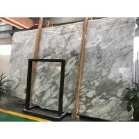 Chinese White Marble Natural Stone  Arbescato White Marble Slabs For Flooring for sale