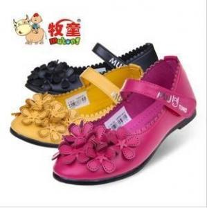 Wholesale shoes mix color kid