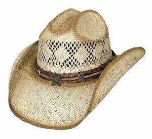 China Women's Toyo straw cowboy hat on sale