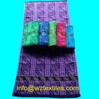 Wholesale Cheap Recycled Cotton Bath Towels 70x140cm from china suppliers