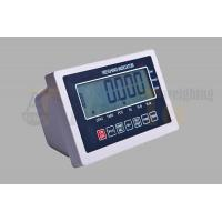 Wholesale 140h Working Hours Weighing Scale Indicator With Plastic Enclosure Dustproof from china suppliers
