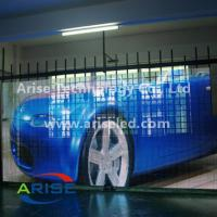 Wholesale High Brightness SMD P10.416mm LED Mesh Screen LED Video Display Panels,ARISELED from china suppliers