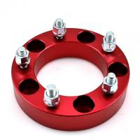 Forged and Silver CNC Machining Wheel Spacer, Aluminum Wheel Adapter for sale