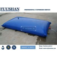 Fuushan China Portable Collapsible Polyurethane Gasoline Bladder Fuel Tank for sale