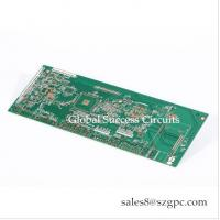 China direct Factory HASL 1 OZ Double Sided PCB Board 6 Layer Squre Board For industrial control for sale