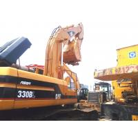 Wholesale construction digger for sale 330B 330BL second hand caterpillar used excavator for sale track excavator from china suppliers