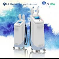 Newest SHR and IPL hair removal laser for beauty salon for sale