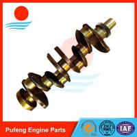 Wholesale parts for Caterpillar, 3304 Crankshaft 4N9694 4N7694 2P6213 9S771 for excavator/loader from china suppliers