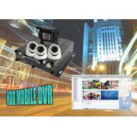 Local Storage Car Mobile DVR Multi Camera Vehicle DVR With High Resolution Cameras