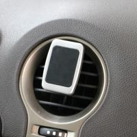 Wholesale Universal Rectangle Magnetic Car Air Vent Mount Holder Phone Stand Cradle for Samsung S7 S8 from china suppliers