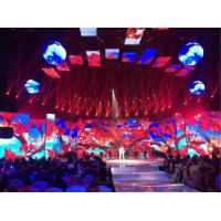 Wholesale Light Weight Hire Stage LED Display Full Color 3.91mm Pixel Pitch For TV Show from china suppliers