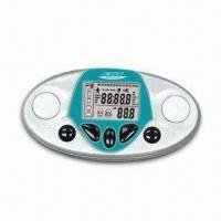 Wholesale Body Fat Analyzer with Pedometer Function, Made of ABS Material from china suppliers