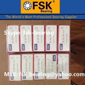 Buy cheap Plain Spherical Bearings GE50TXE-2LS GE70TXE-2LS Ball Joint Bearings from wholesalers