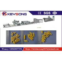 Wholesale Single Screw Macaroni Pasta Making Machine Food Extruder Steady Performance from china suppliers