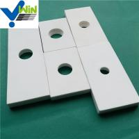 Wholesale Density of high tempeature resistance alumina oxide ceramic tile from china suppliers