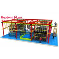 China Professional Indoor Play Equipment , Indoor Play Center Playground Customized Size for sale