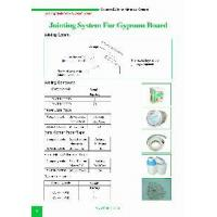 Wholesale Jointing System for Gypsum Board from china suppliers