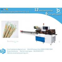 Wholesale Chopsticks Horizontal Packing Machine,Reliable packaging machine from china suppliers