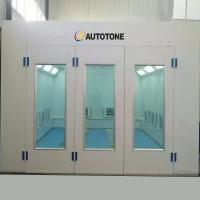 Wholesale Economic Paint Spray Booth Autotone brand, Yellow Red White Light Blue Painting Hot Turbo Power Room Air Baking Fan from china suppliers