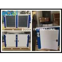 Remote Air Con Condenser , High Efficiency Air Conditioner Outside Unit for sale